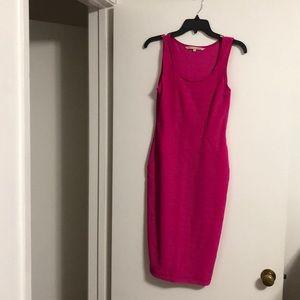 Rachel Rachel Roy Hot pink bodycon dress
